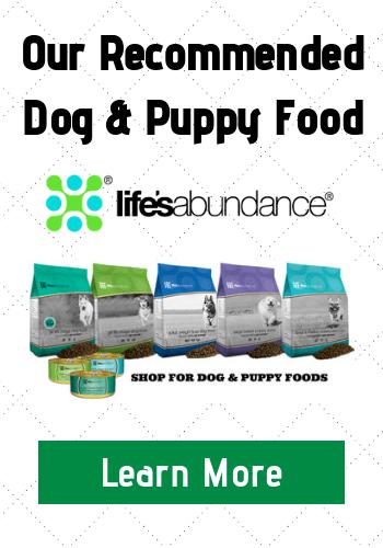 puppy food widget